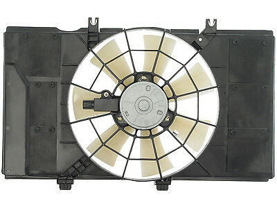 Engine Cooling Fan Assembly fits 2000-2001 Plymouth Neon  DORMAN OE SOLU