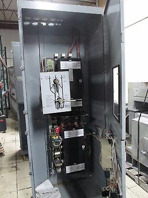 ASCO Automatic Transfer Switch w/ Bypass F962360097XC 600A 480V 60Hz 3P Used