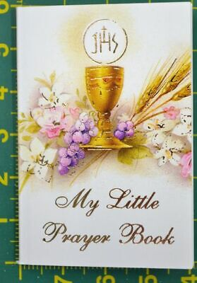 My Little Prayer Book Communion, Pocket Prayer Book, 17 Prayers