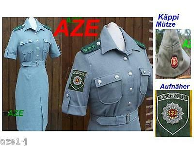 Original DDR NVA Damen Armee Frauen Volks Polizei Uniform Kleid Politesse Stasi