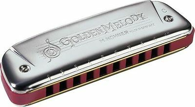Golden Melody Hohner C  Brand New ! and Free Shipping !