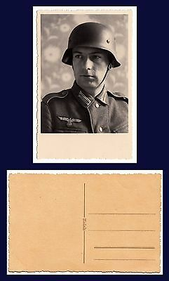 GERMANY WORLD WAR II SOLDIER REAL PHOTO