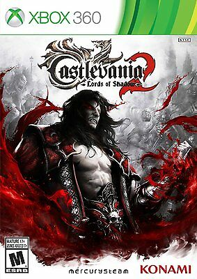 Castlevania Lords of Shadow 2 for Xbox 360 --- BRAND NEW