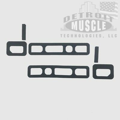 DMT HONDA IMPROVED Material 91-05 Acura NSX Taillight 6Pc Gasket Gaskets Set