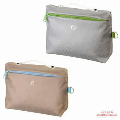 Brand New - Go Travel - Wash Bag - (Assorted Colours) - FREE Delivery