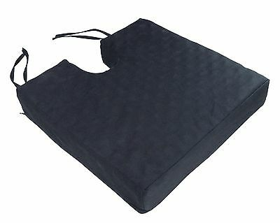 Deluxe Pressure Relief Orthopaedic Coccyx Cushion for Wheelchair // RRP £28.04