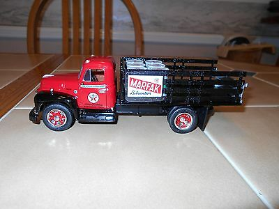 Texaco Colwell #3 1955 Diamond-T full stake truck with drums.Mint stock #18-2216