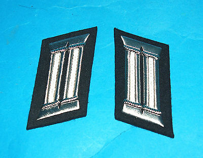 German Army Collar Boards. (Ee)
