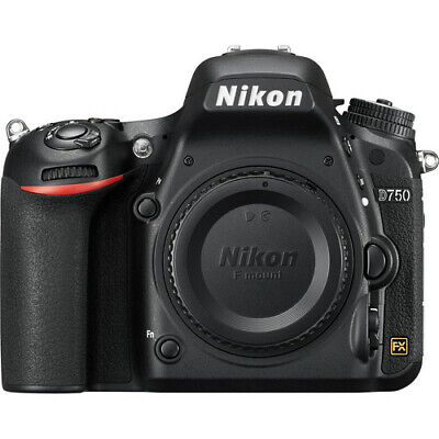 Nikon D750 DSLR Camera 24.3MP FX-Format CMOS Sensor (Body Only) 1543
