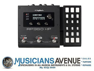 Digitech Rp360 Xp Guitar Multi -Effects Processor