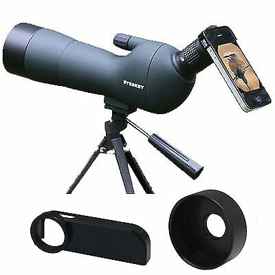 For IPhone 6 Plus Adapter Connect Mobile to 47mm Eyepiece Telescope&Binocular
