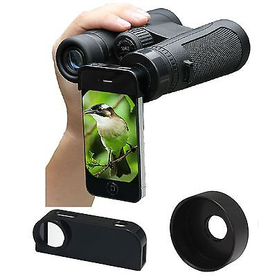 For IPhone 6 Plus Adapter Connect Mobile to 39mm Eyepiece Telescope&Binocular