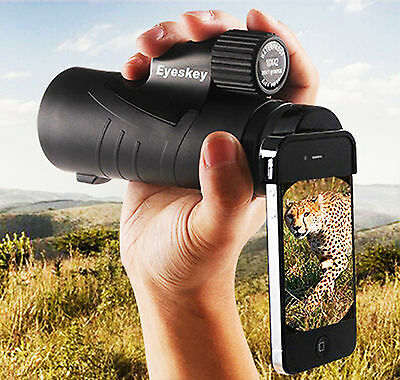 Adapter Connect Mobile to 42mm Eyepiece Telescope&Binocular FOR Iphone 6 Plus