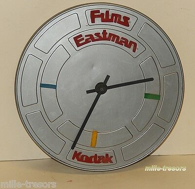 Ancienne Horloge Collector Films EASTMAN KODAK