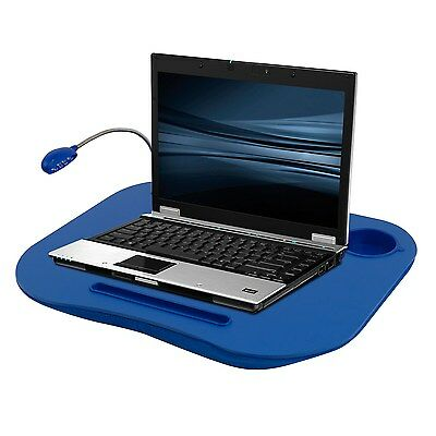 Laptop Buddy Laptop Desk and Cup Holder - Blue (72-698006) by Laptop Buddy NEW