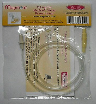 Tubing for Medela Swing Breastpump, 1/pack, BPA Free, Replacement Tubing NEW