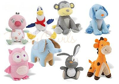 BreathableBaby Breathable Soft Toy - Adorable Plush Toys - 8 DESIGNS AVAILABLE!