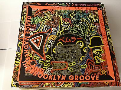 Frankie Bones & Tommy Musto Dance Madness and the Brooklyn Groove VINYL LP VG/VG