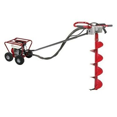 Little Beaver Auger Post Hole Digger Roll Cage