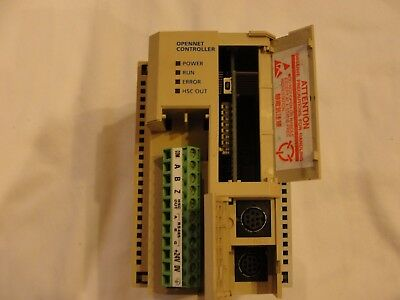 Used Idec FC3A-CP2K, Opennet Controller.