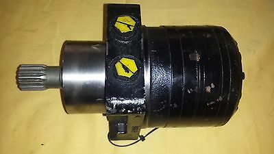 Parker TF Series LSHT Hydraulic Motor TF0130LS050AAAA 478035 Used-Guaranteed
