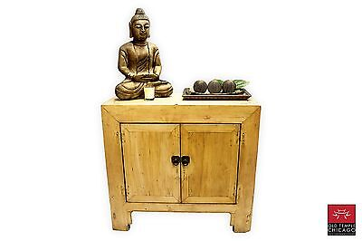 Unique Chinese Cabinet (Natural)