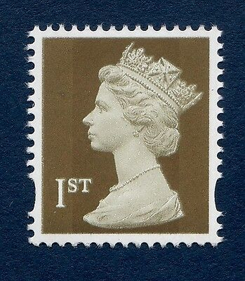 1st Class Gold NVI's from sg1668 onwards ( Multiple Listing ) mnh