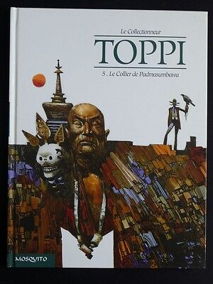 LE COLLECTIONNEUR tome 5 TOPPI EO CN