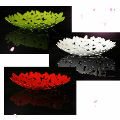 French style Butterfly Iron Fruit Bowl Plate