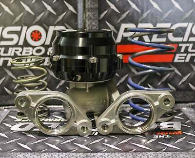 Precision Turbo 39mm Wastegate 5 Springs + Flanges Compatible with Tial 38mm F38