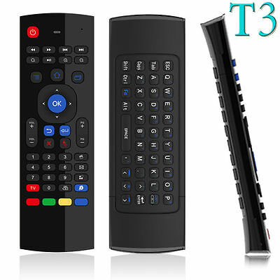 2.4G  Wireless Air Mouse Remote Keyboard 4 PC HTPC IPTV M8S Mxq T8S TV Box UK