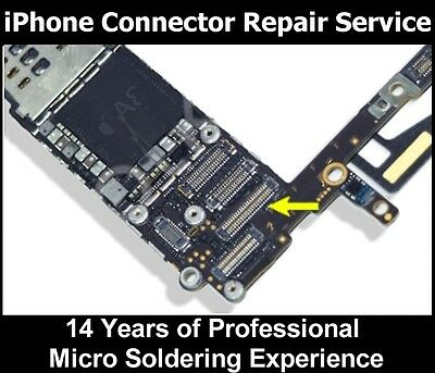 IPHONE 6 DIGITIZER Glass Touch FPC CONNECTOR repair REPLACEMENT service