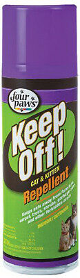 FOUR PAWS - Keep Off! Cat & Kitten Repellent - 6 oz. (170g)