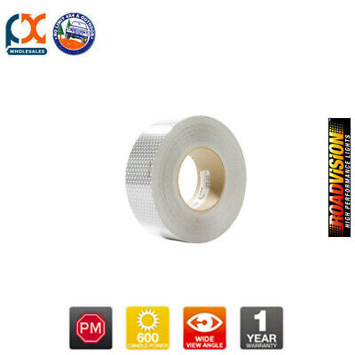467-1 Reflecting Tape Roll White