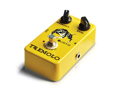 Joyo JF09 Guitar Effects Pedal -  Tremolo - New