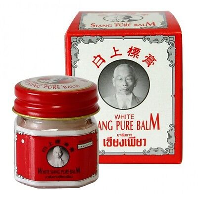 Baume Blanc 12gr Siang Pure
