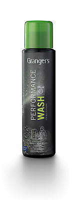 Grangers Performance Wash for all Outdoor Technical Fabrics - 300ml