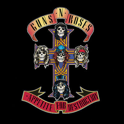 Guns N' Roses - Appetite for Destruction [New Vinyl] 180 Gram, Reissue