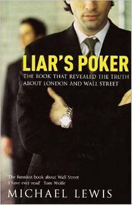 Liar's Poker by Michael Lewis New Paperback Book