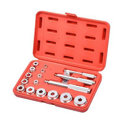 17 Pc Automotive Bushings & Bearing Isolator Driver Tool Set With Case