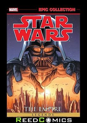 STAR WARS LEGENDS EPIC COLLLECTION EMPIRE VOLUME 1 GRAPHIC NOVEL New Paperback