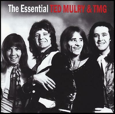 Ted Mulry & Tmg - The Essential Cd ~ Greatest Hits / Best Of T.m.g. Gang *New*