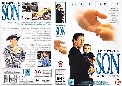 Here Comes The Son, Scott Bakula Video Promo Sample Sleeve/Cover #14639