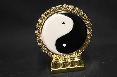 NEW Yin Yang on stand 70mm (ST126)