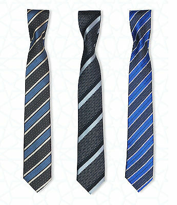 Uk Boys Patterned Slim Ties Pageboy Wedding Prom Dinner Suit Tie