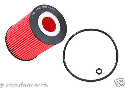 Kn Oil Filter (Ps-7028) Replacement High Flow Filtration