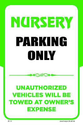 """JEWELRY STORE 12/""""x18/"""" BUSINESS RETAIL STORE PARKING SIGNS"""
