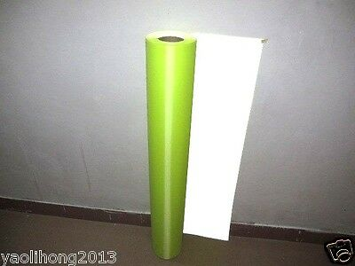 """3' Wide Fluorescent yellow SILVER REFLECTIVE FABRIC sew on material 3'x39"""" cc-3m"""
