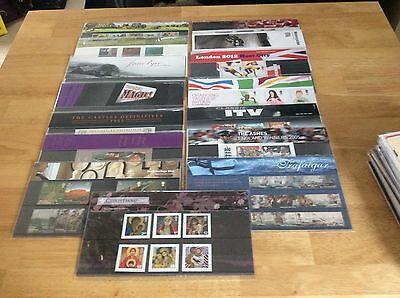 Gb 2005 Presentation Packs Individually Priced With Barcode Insert Where Issued.