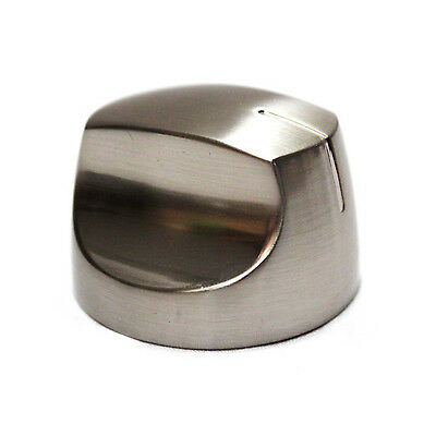 New BeefEater Signature 3000S Stainless Steel Side Burner Knob - 060544